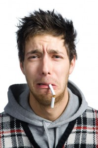 stop-smoking-hypnotherapy-london-unhappy-smoker
